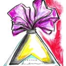 Design for perfume bottles | flacons de parfums
