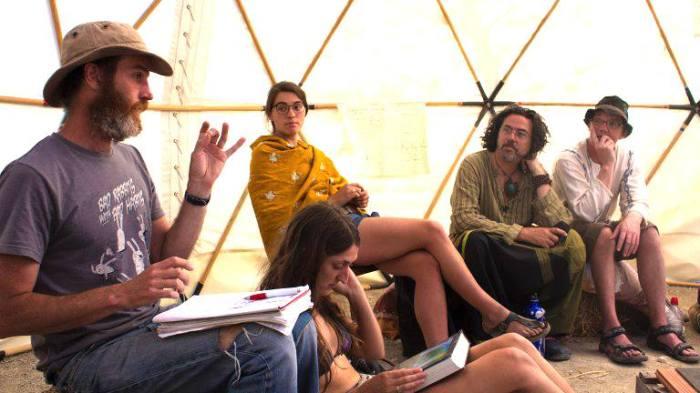 Cours de permaculture sous le dôme – Sunseed (Andalousie)